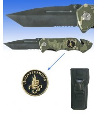 COUTEAU SURVIVAL GENDARMERIE NATIONALE