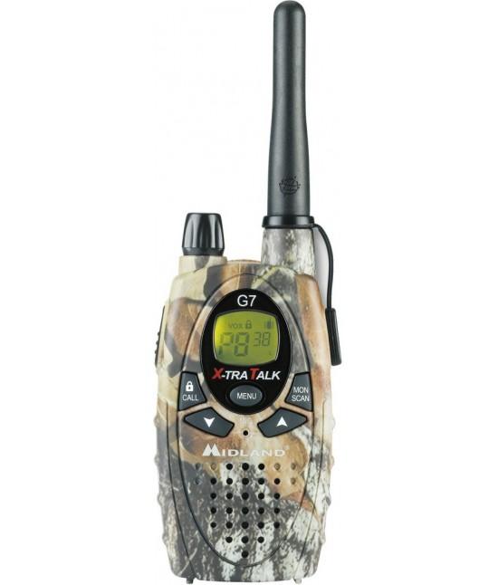 RADIO G7 CAMOUFLAGE MIDLAND ®