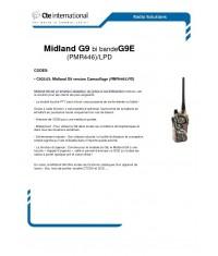 RADIO G9 MIDLAND ®