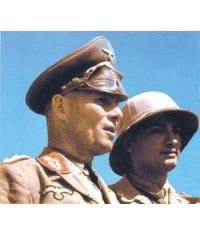CASQUE TROPICAL WH AFRIKA KORPS (REPRO)