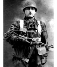 CASQUE PARACHUTISTE ALLEMAND (REPRO) - WWII
