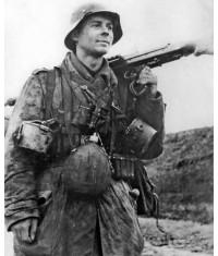 CASQUE ACIER WEHRMACHT (REPRO) - WWII