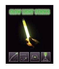 STICK LUMINEUX RESCUE - 8 A 12 HEURES