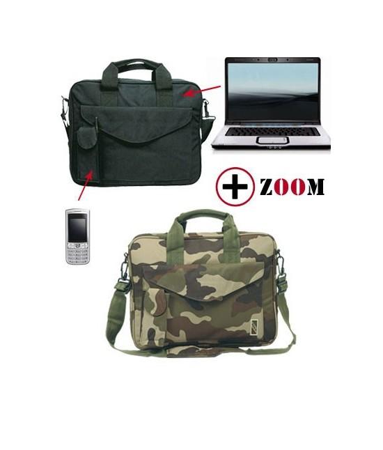 Sacoche Tactical pour PC