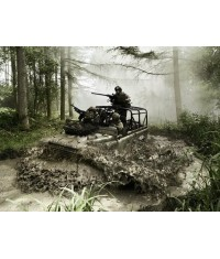 BÂCHE CAMOUFLAGE CCE - 3 X 2,2 M