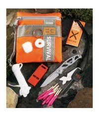 KIT DE SURVIE BEAR GRYLLS - BASIC KIT