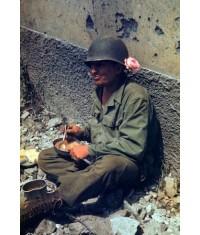 COUVERTS US 3 PIECES 1944 (REPRO)
