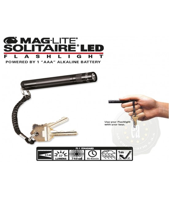 LAMPE SOLITAIRE LED MAGLITE ®