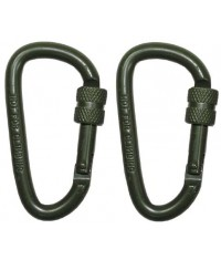 MOUSQUETONS TACTICAL CARABINERS - 60 mm