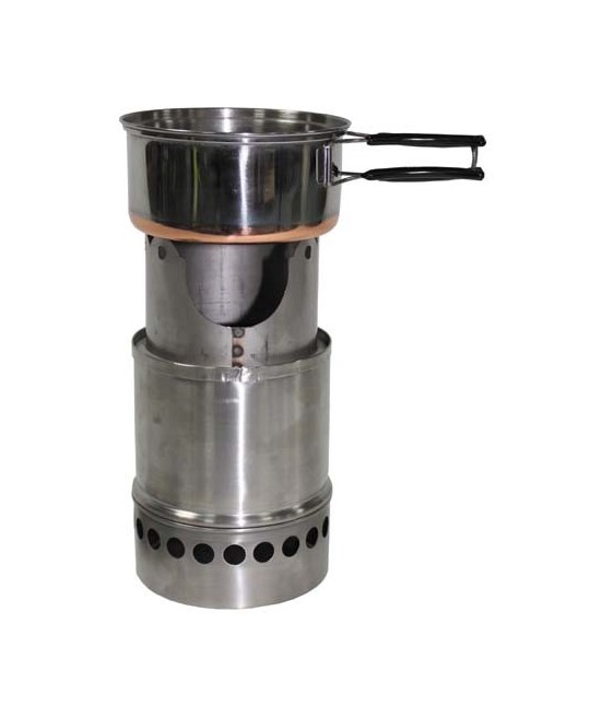 RÉCHAUD FOUR OUTDOOR - FIREPOT 120
