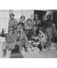 BRODEQUINS DE COMBAT US M43 (REPRO)