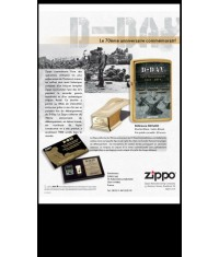 Briquet ZIPPO Collector 70è anniversaire