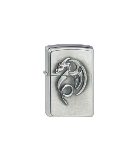 BRIQUET ZIPPO RED EYED DRAGON