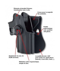 HOLSTER IMI DEFENSE ROTO BERETTA 92