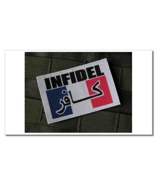 PATCH FRANCE INFIDEL