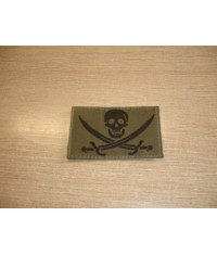 PATCH SKULL PIRATE