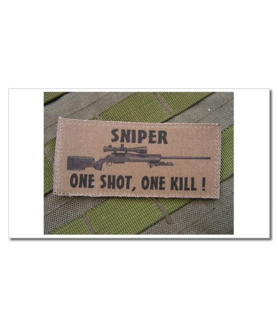 PATCH SNIPER ONE SHOT ONE KILL