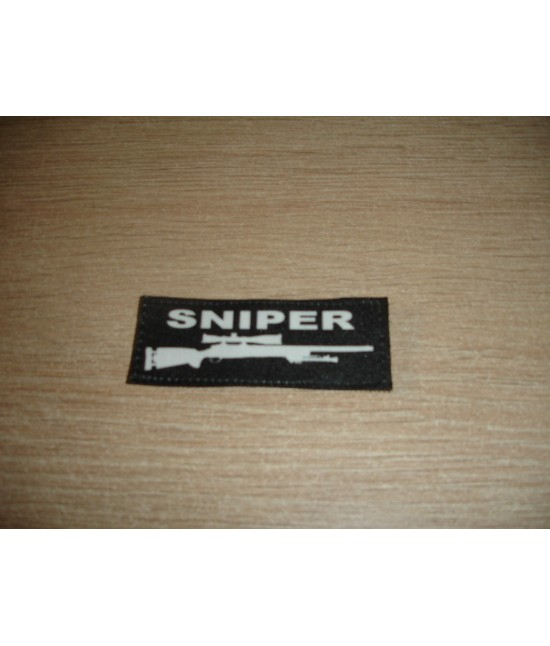 PATCH SNIPER CARBINE