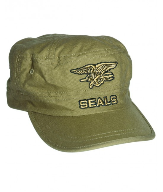 CASQUETTE NAVY SEALS - COYOTE