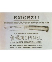 COUTEAU OPINEL N° 8 OUTDOOR