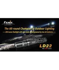LAMPE FENIX LD22