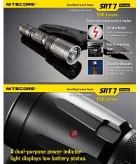 LAMPE NITECORE SRT7 REVENGER - 960 LUMENS