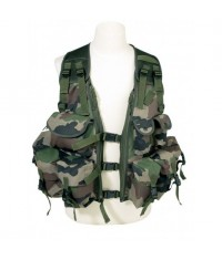 GILET D'ASSAULT CAMO CE