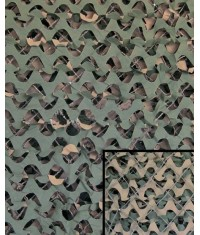 FILET CAMOUFLAGE OUTDOOR - 6 x 3 M