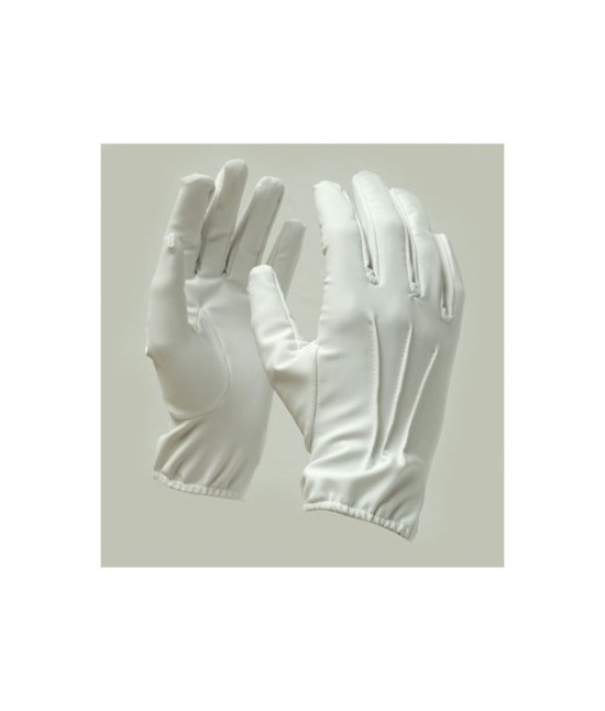 GANTS DE CEREMONIE BLANCS