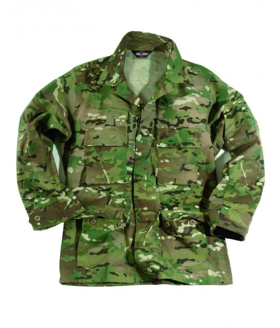 VESTE US BDU Poly/Co MULTICAM ®