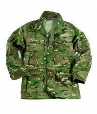 VESTE US BDU POLY/CO MULTICAM®