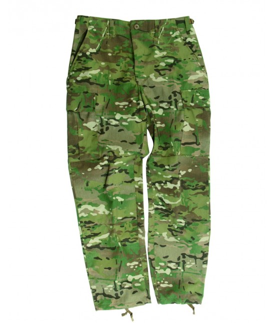 PANTALON US BDU POLY/CO MULTICAM ®