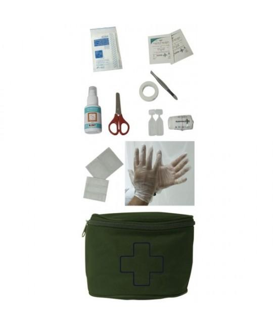 trousse de secours militaire militaria import. Black Bedroom Furniture Sets. Home Design Ideas