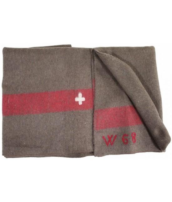 Couverture Armée Suisse - Reproduction