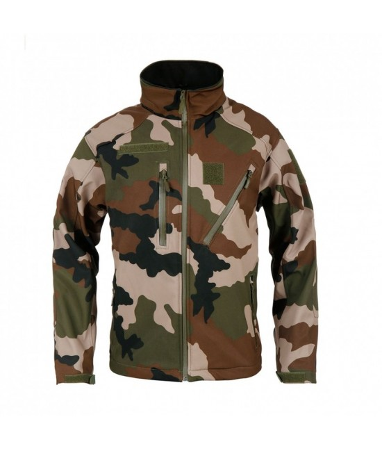 Blouson Softshell 3 couches Camo CE