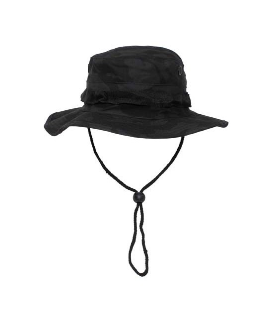 Chapeau de Brousse Bonnie Hat Night Camo