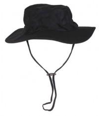 CHAPEAU JUNGLE BONNIE HAT - NOIR