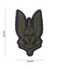 PATCH SPARTAN WE WILL FIGHT