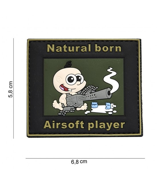 PATCH NATURAL BORN