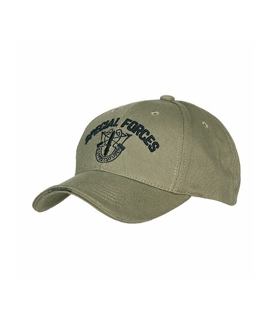 CASQUETTE US SPECIAL FORCES