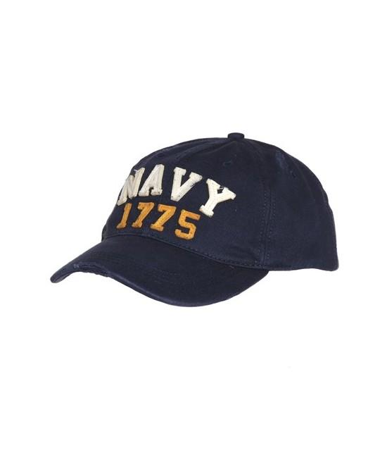 CASQUETTE US NAVY 1775