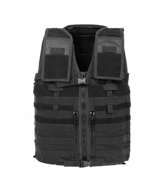 GILET MOLLE INTERVENTION - NOIR