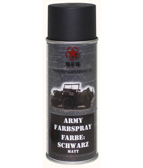 Spray Peinture 400 ml Noir
