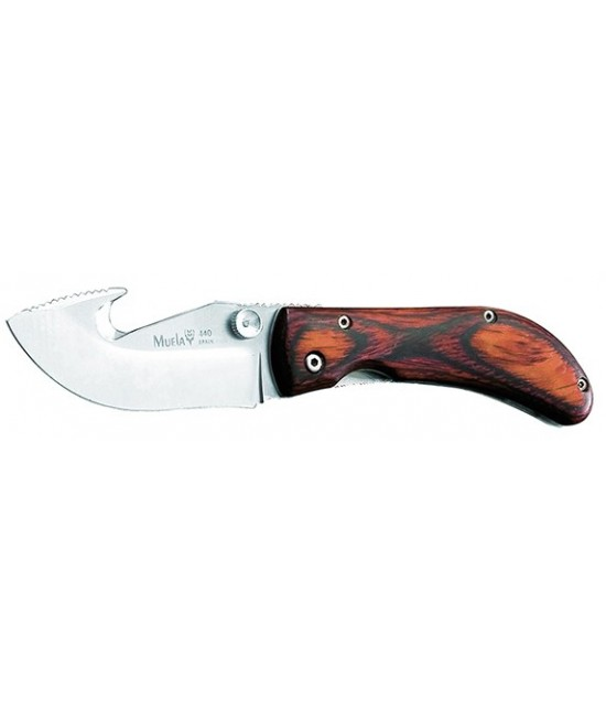COUTEAU DE CHASSE SKINNER - LAME FIXE
