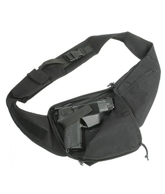 Sacoche bandoulière pour arme