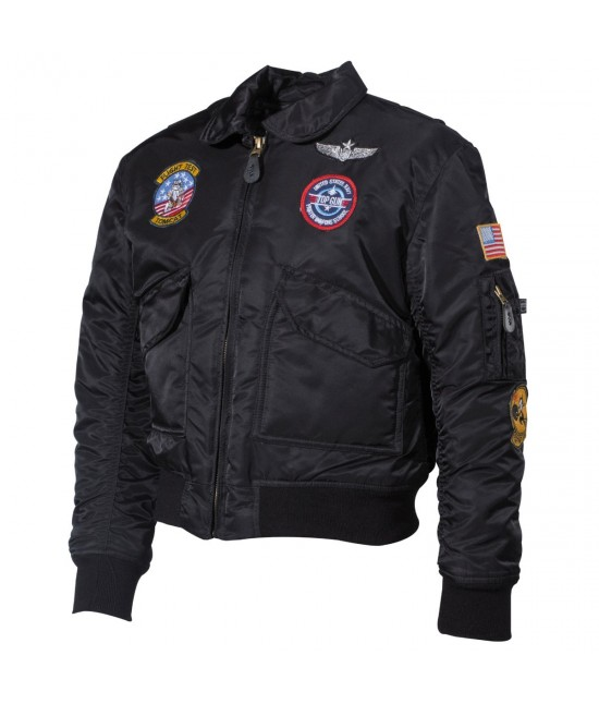 Bombers MA1 Flying Jacket pour Enfants