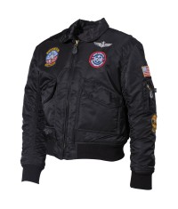 BOMBERS KIDS MA1 FLYING JACKET