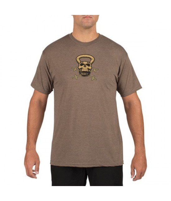 TSHIRT 5.11 SKULL KETTLE Recon