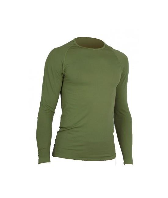 Tee-shirt SUMMIT 1ère peau micro aéré Manches longues