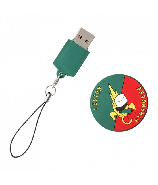 CLE USB LEGION 8GO